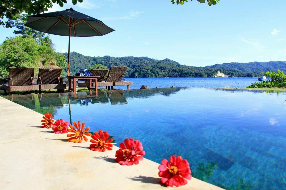 Cocotinos Lembeh Hotel, Sulawesi, Privatreise Indonesien