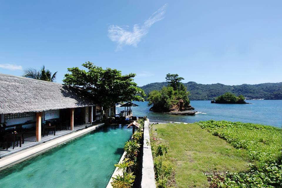 Rundreise Indonesien, Cocotinos Lembeh Hotel, Sulawesi
