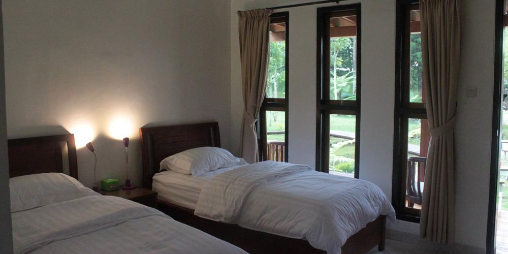 Indonesien Privatreise, Spring Hill Hotel, Deluxe Room