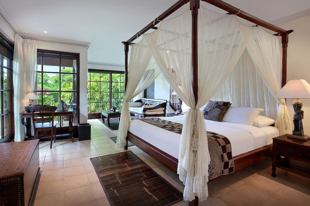 Garden Villa, The Damai, Lovina, Bali, Indonesien Rundreise