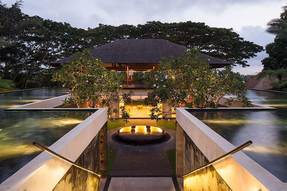 Garten Pavillon, COMO Shambhala Estate, Bali, Indonesien Rundreise