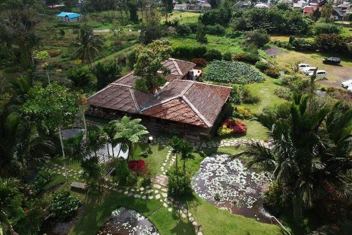 Gardenia Country Inn, Sulawesi, Tomohon, Privatreise Indonesien