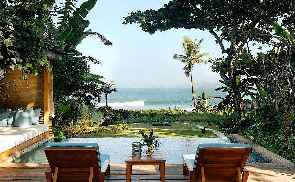 Privater Pool, Nihi Sumba Island, Indonesien Inselhopping
