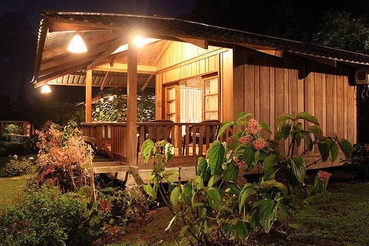 Bungalow, Gardenia Country Inn, Sulawesi Reise, Indonesien Privatreise