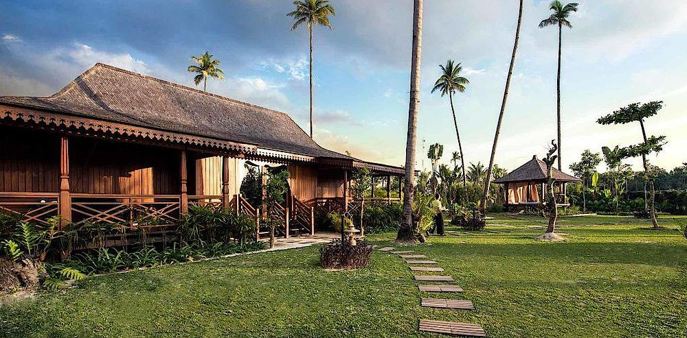 Bungalow, The Sanchaya - The Bintan Island, Indonesien Rundreise
